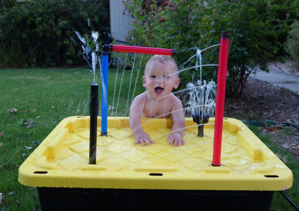 Best ideas about DIY Water Table For Kids . Save or Pin Water Table for the Kids Now.
