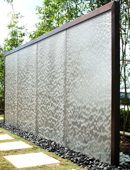 Best ideas about DIY Water Wall Kit . Save or Pin 30 Relaxing Water Wall Ideas For Your Backyard or Indoor Now.