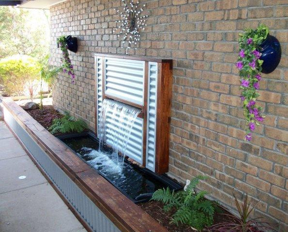 Best ideas about DIY Water Wall Kit . Save or Pin Creat your own Water Feature Now.
