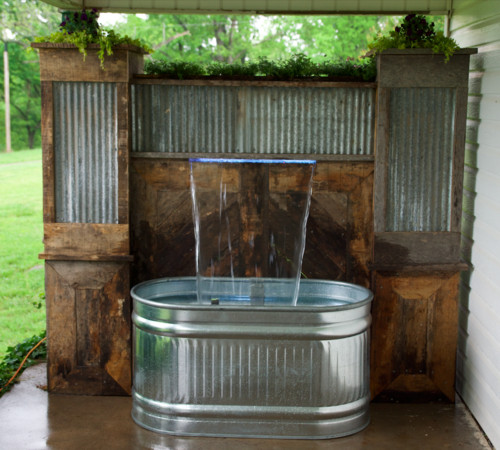 Best ideas about DIY Water Wall Kit . Save or Pin Fountain Kits – River Rock Water Gardens Now.