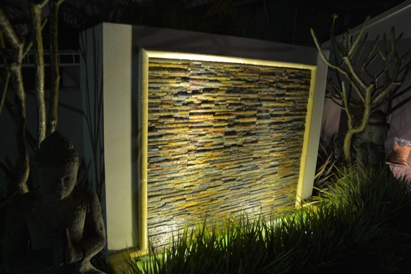 Best ideas about DIY Water Wall Kit . Save or Pin DIY Wall Cascading Water Features with Stone Cladding Now.