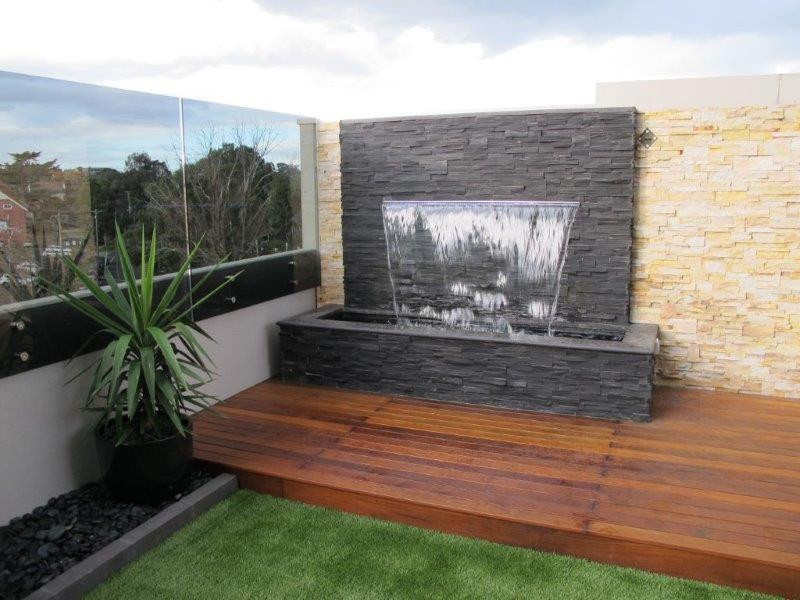 Best ideas about DIY Water Wall Kit . Save or Pin Sheer Decent Projecting Water Feature Effect plete Kit Now.