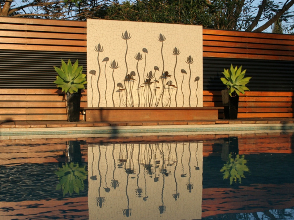 Best ideas about DIY Water Wall Kit . Save or Pin Wall fountain designs outdoor wall water feature kit Now.