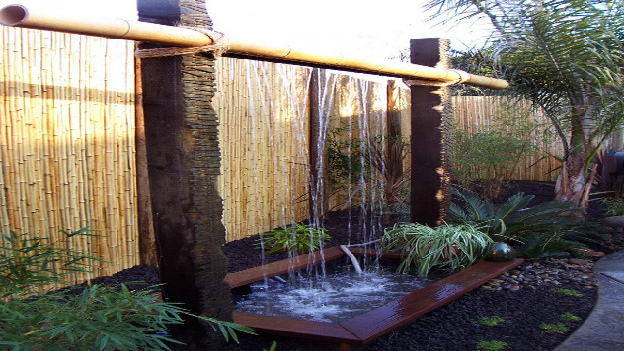 Best ideas about DIY Water Wall Kit . Save or Pin Pond ideas with waterfall outdoor water wall kit diy Now.