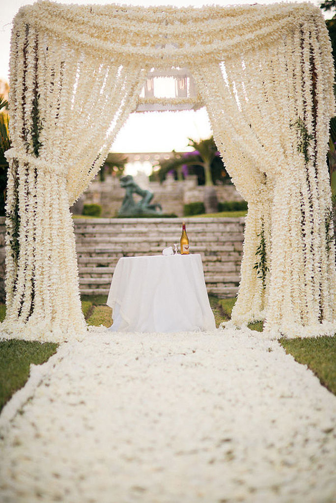 Best ideas about DIY Wedding Altar . Save or Pin Unique Wedding Altar Ideas and Now.