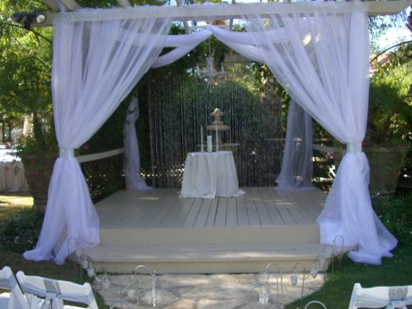 Best ideas about DIY Wedding Altar . Save or Pin Altar Decor Now.
