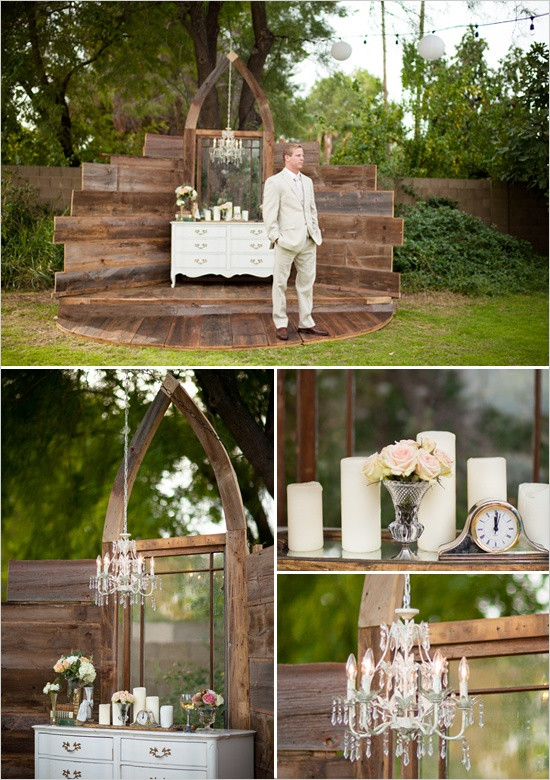 Best ideas about DIY Wedding Altar . Save or Pin DIY Wedding Altar Wedding Ideas Pinterest Now.