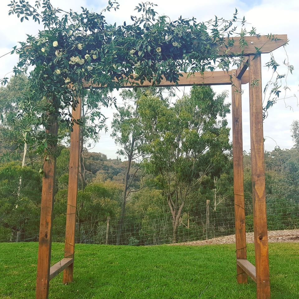 Best ideas about DIY Wedding Arch Frame . Save or Pin Wedding Arch Hire Backdrops Arbours Weddings Melbourne Now.
