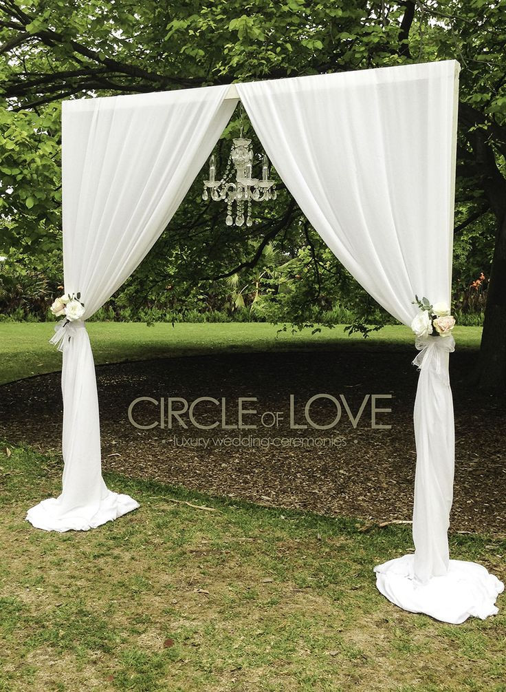 Best ideas about DIY Wedding Arch Frame . Save or Pin 980 best Backdrops images on Pinterest Now.