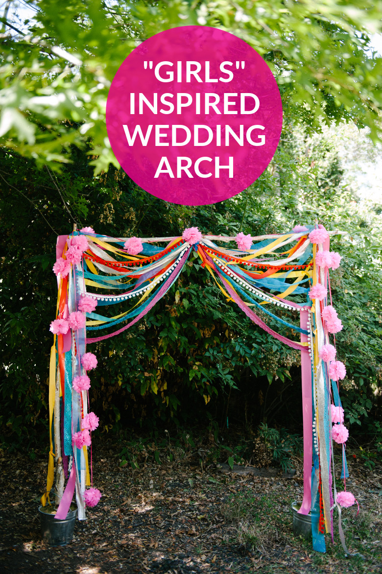 Best ideas about DIY Wedding Arch Frame . Save or Pin 15 DIY Wedding Arches To Highlight Your Ceremony With Now.