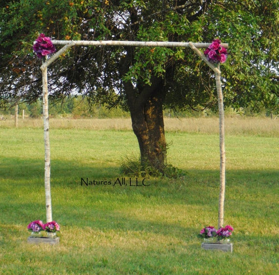 Best ideas about DIY Wedding Arch Kits . Save or Pin Rustic DIY Aspen Wedding Arch Aspen Wedding Arch Kit Now.