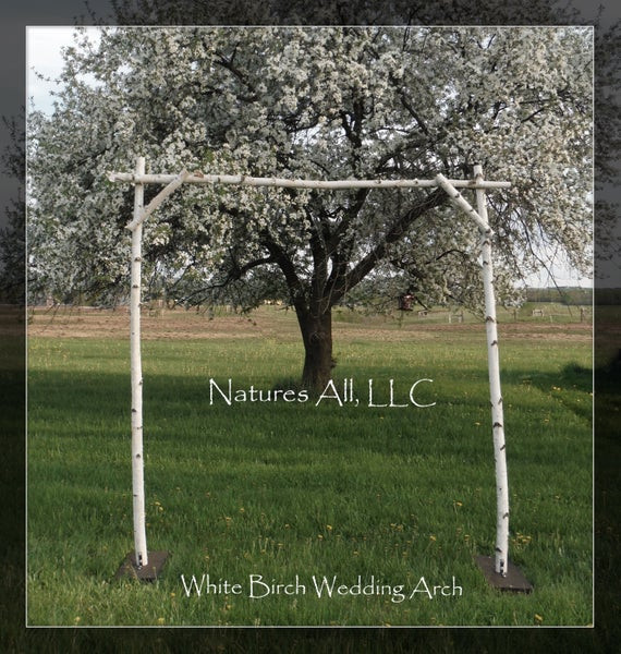 Best ideas about DIY Wedding Arch Kits . Save or Pin White Birch Wedding Arch White Birch Arbor plete Kit For Now.