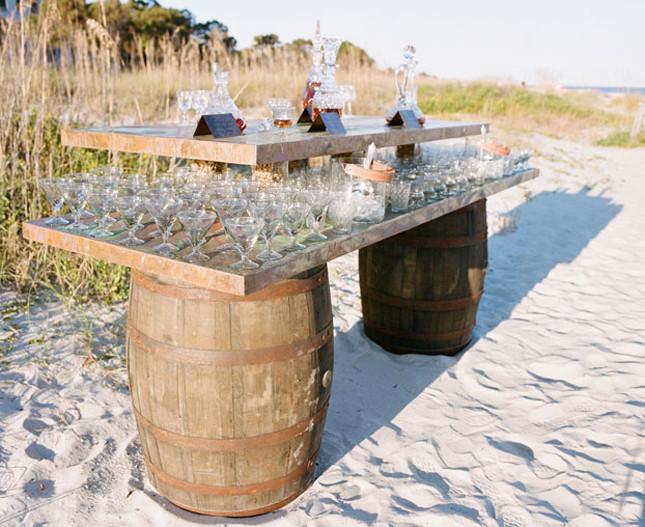 Best ideas about DIY Wedding Bar . Save or Pin 7 DIY Drink Bars Ideas for Wedding Reception Now.