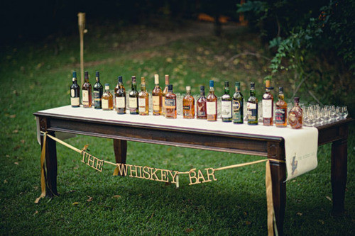 Best ideas about DIY Wedding Bar . Save or Pin A Well Stocked Wedding Bar Now.