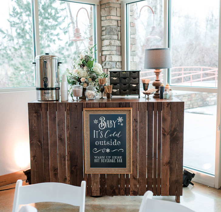 Best ideas about DIY Wedding Bar . Save or Pin DIY Inspiration Pallet Bar A Bride s Life Now.