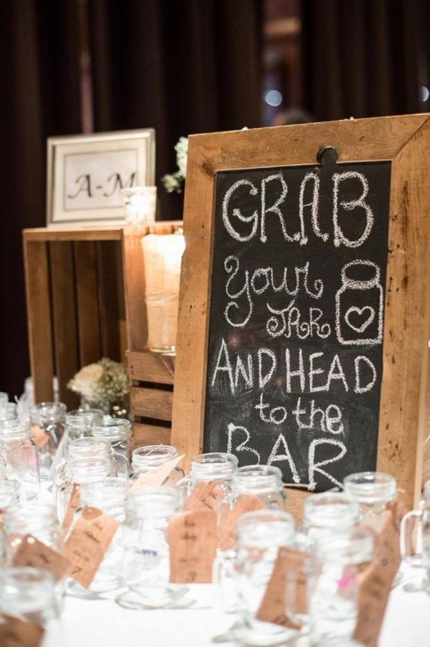 Best ideas about DIY Wedding Bar . Save or Pin 16 Masterful Mason Jar Wedding Ideas Now.