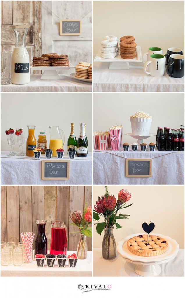 Best ideas about DIY Wedding Bar . Save or Pin DIY Wedding Bar Ideas Maine Wedding graphy Now.
