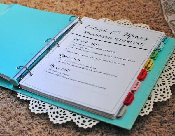 Best ideas about DIY Wedding Binder . Save or Pin 25 best ideas about Wedding Planner Binder on Pinterest Now.