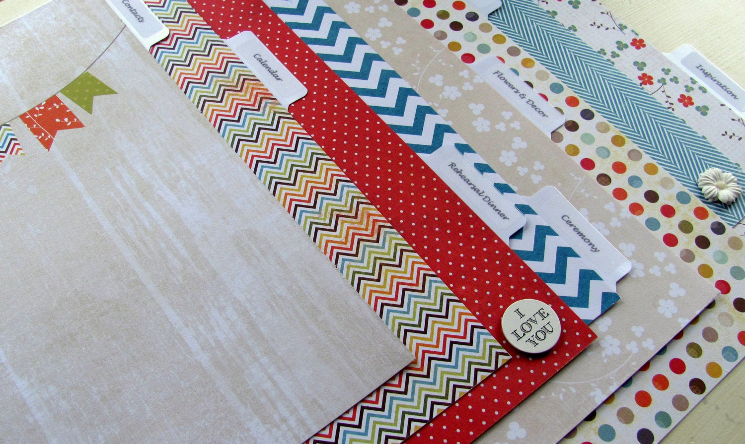 Best ideas about DIY Wedding Binder . Save or Pin Items similar to DIY 15 Wedding Planner Binder Dividers Now.