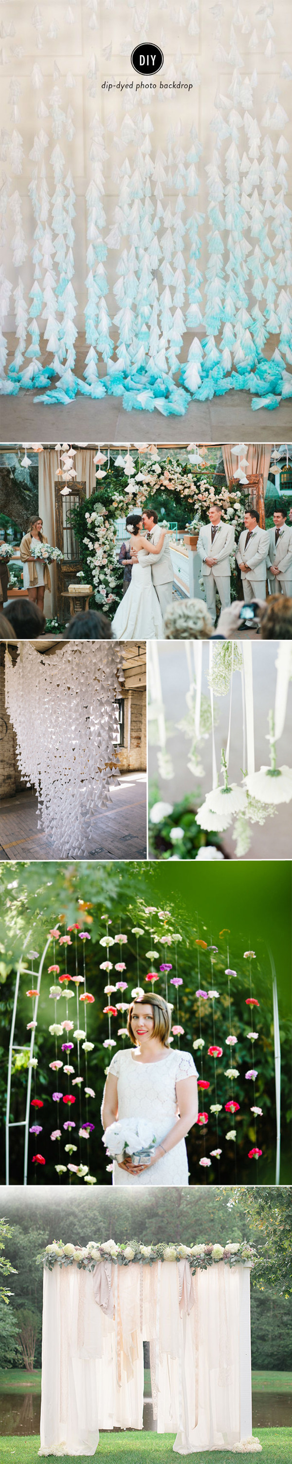 Best ideas about DIY Wedding Blog . Save or Pin 7 Charming DIY Wedding Decor Ideas We Love Now.