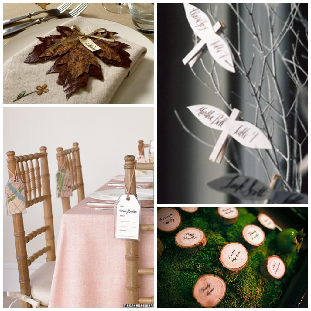 Best ideas about DIY Wedding Blog . Save or Pin 16 DIY Wedding Place Cards Now.