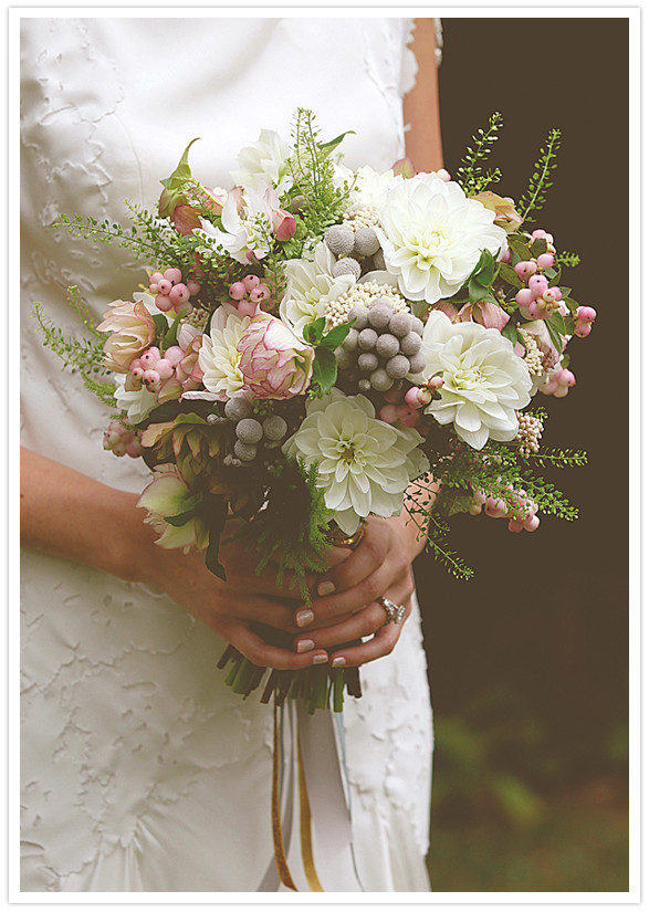 Best ideas about DIY Wedding Bouquet . Save or Pin DIY New York wedding Jessica Scott Now.