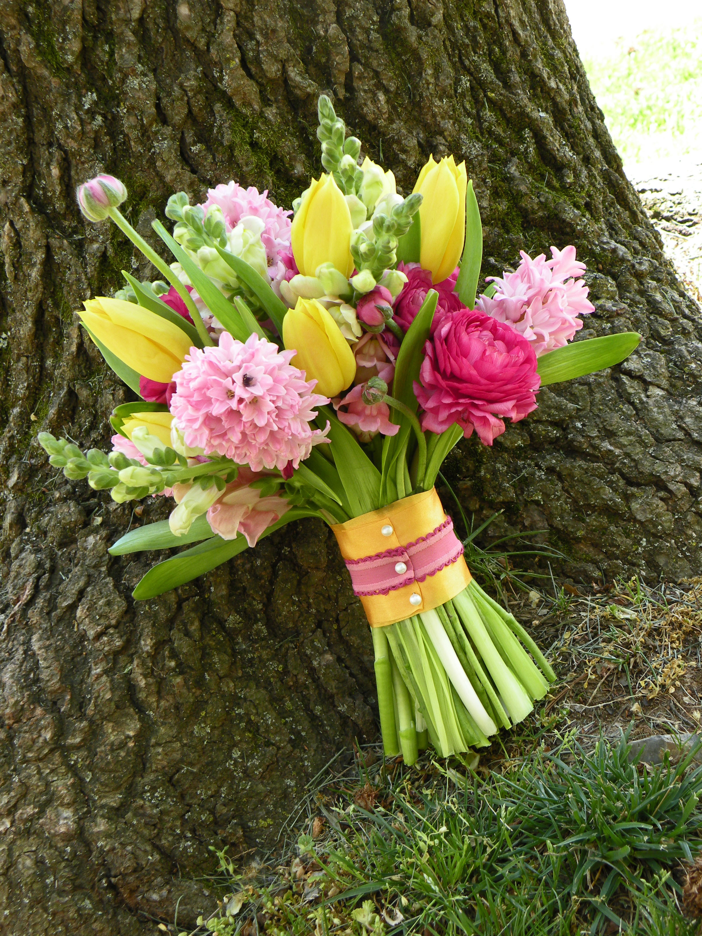 Best ideas about DIY Wedding Bouquet . Save or Pin DIY – bridal bouquet Now.