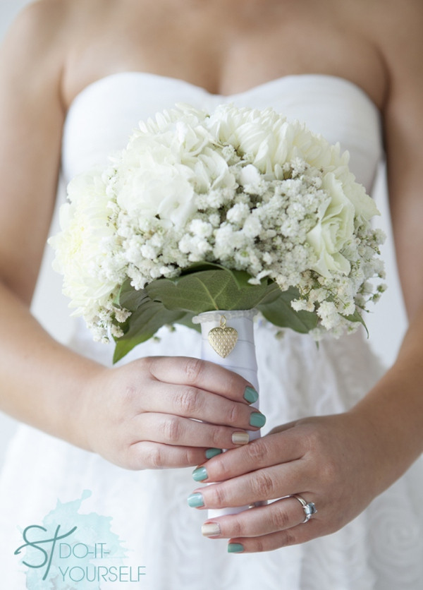 Best ideas about DIY Wedding Bouquet . Save or Pin DIY Now.