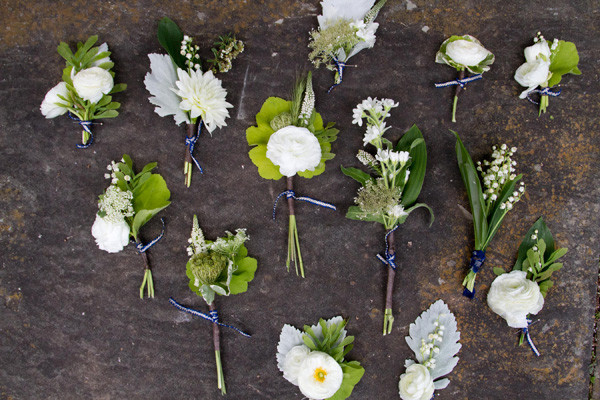 Best ideas about DIY Wedding Boutonniere . Save or Pin Simple and Sweet Athens GA Wedding ce Wed Now.