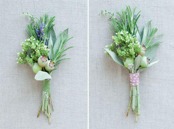 Best ideas about DIY Wedding Boutonniere . Save or Pin Wedding Flowers Now.