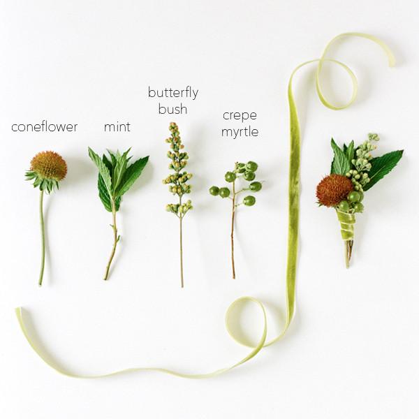 Best ideas about DIY Wedding Boutonniere . Save or Pin DIY Wedding Boutonniere ce Wed Now.