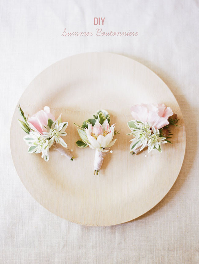 Best ideas about DIY Wedding Boutonniere . Save or Pin title 01 Now.