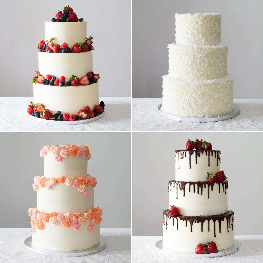 Best ideas about DIY Wedding Cake . Save or Pin 4 Easy Ways to DIY a Wedding Cake Now.