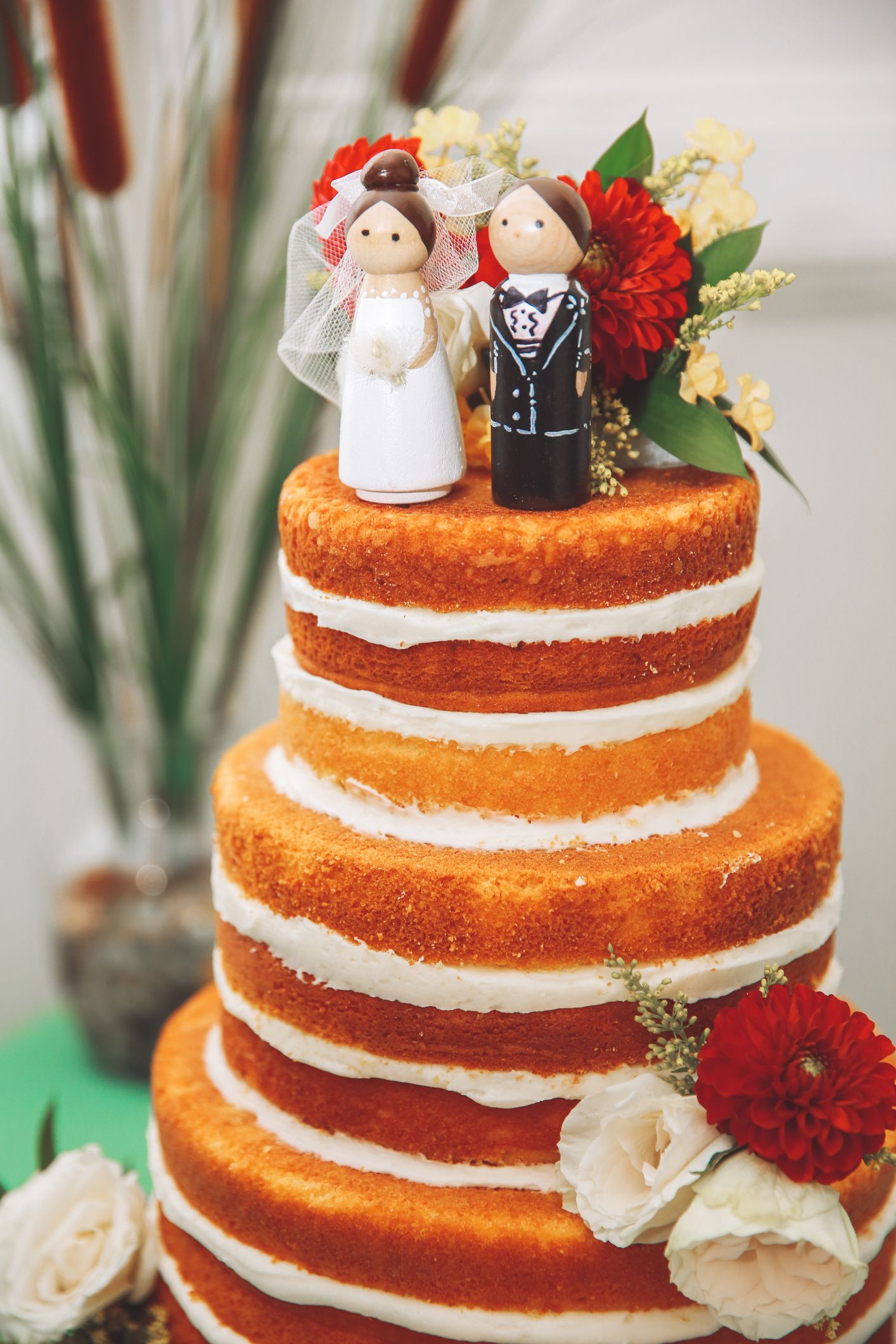 Best ideas about DIY Wedding Cake . Save or Pin Inspiring Tales of DIY Wedding Cakes Now.