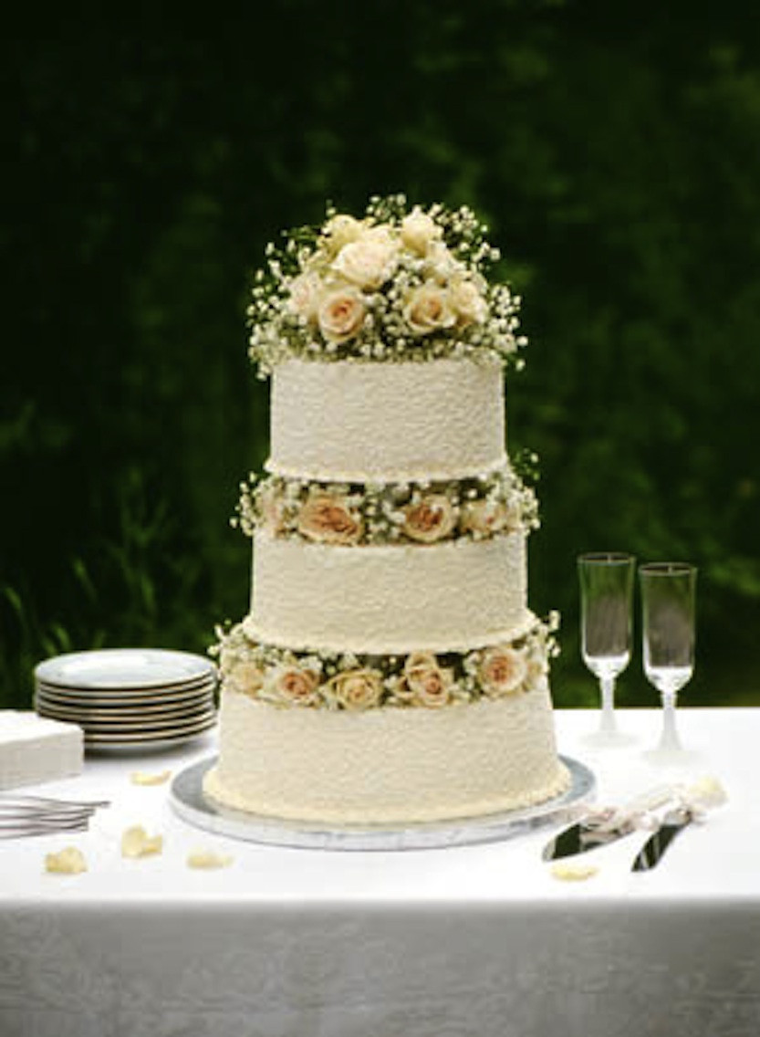 Best ideas about DIY Wedding Cake . Save or Pin Diy wedding cakes idea in 2017 Now.