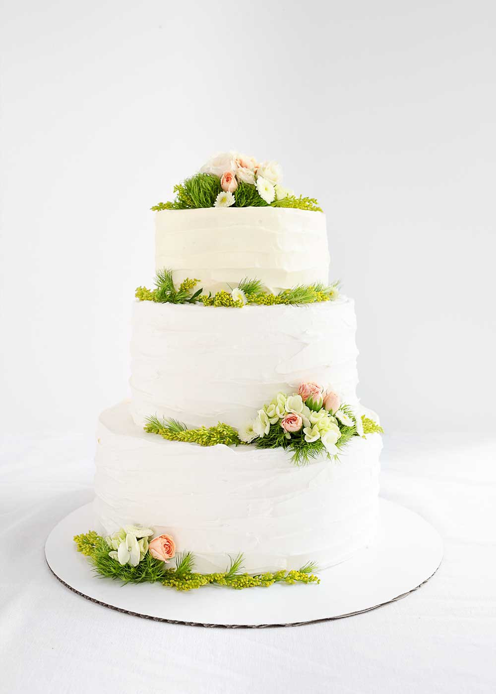 Best ideas about DIY Wedding Cake . Save or Pin DIY Wedding Cake The Faux Martha Now.