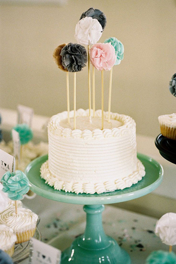 Best ideas about DIY Wedding Cake Topper . Save or Pin 15 Fantastic DIY Wedding Cake Toppers Now.