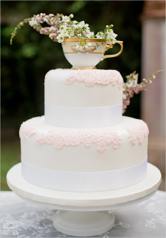 Best ideas about DIY Wedding Cakes . Save or Pin DIY and customisable Wedding Cake Toppers Chic Vintage Now.