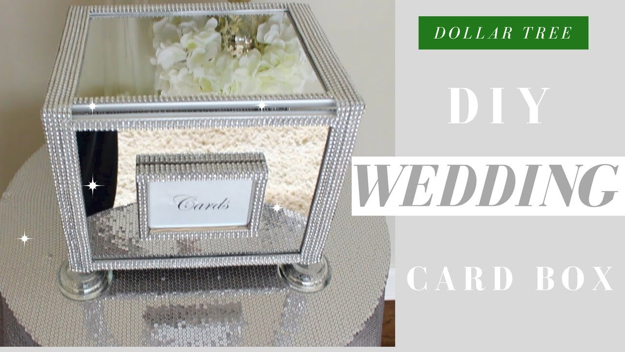 Best ideas about DIY Wedding Card Box Instructions . Save or Pin DIY Wedding Card Box Now.
