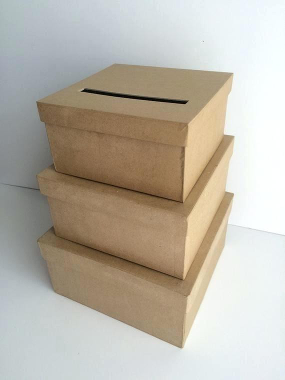 Best ideas about DIY Wedding Card Box Instructions . Save or Pin Diy Wedding Envelope Box If Card Wood – clarkzinzow Now.