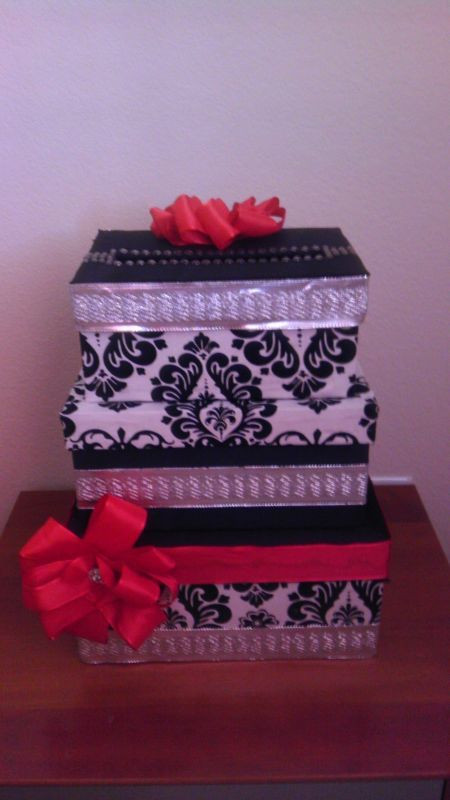 Best ideas about DIY Wedding Card Box Instructions . Save or Pin 32 best images about Wedding Card Box on Pinterest Now.