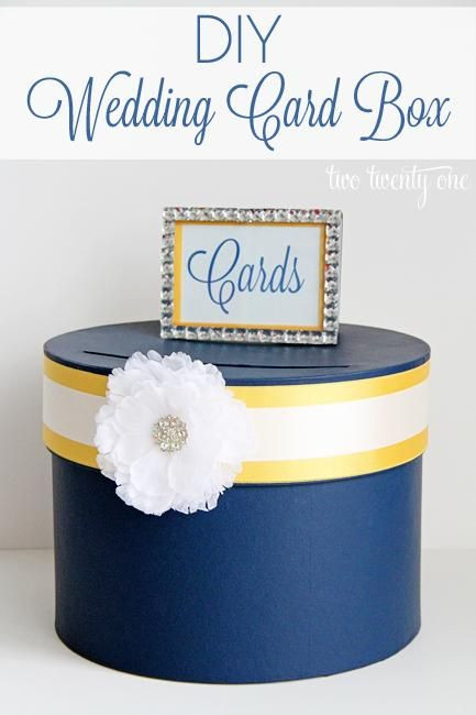 Best ideas about DIY Wedding Card Box Instructions . Save or Pin Best 25 Diy Wedding Card Box ideas on Pinterest Now.