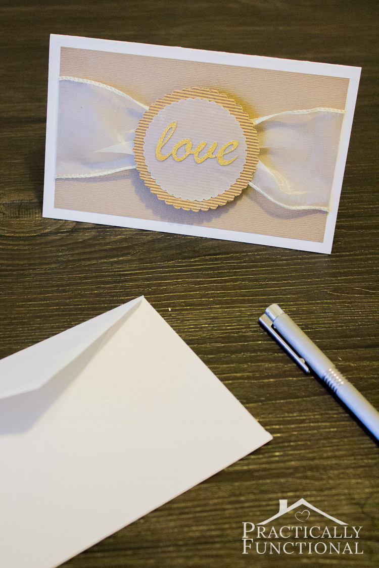"""Best ideas about DIY Wedding Cards . Save or Pin DIY """"Love"""" Wedding Card Free Cut File Now."""
