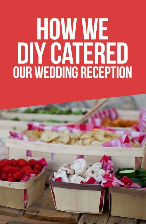 Best ideas about DIY Wedding Catering . Save or Pin 25 best ideas about Wedding Reception Food on Pinterest Now.