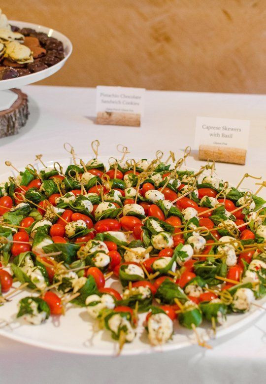 Best ideas about DIY Wedding Catering . Save or Pin 25 Best Ideas about Wedding Reception Appetizers on Now.