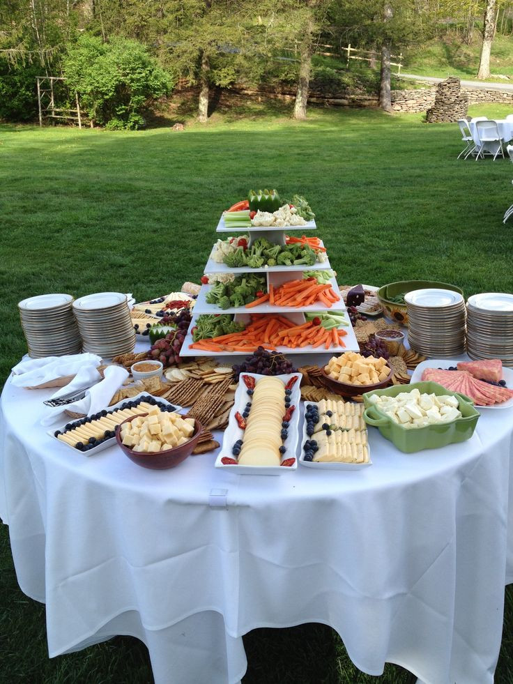 Best ideas about DIY Wedding Catering . Save or Pin Best 25 Wedding appetizer table ideas on Pinterest Now.