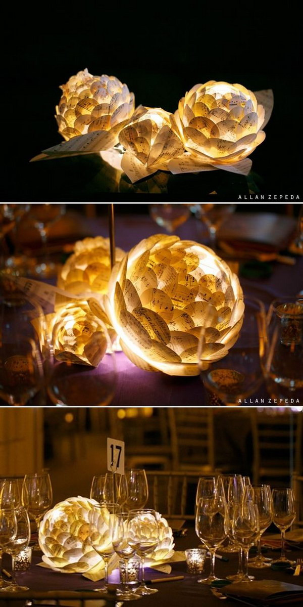 Best ideas about DIY Wedding Centerpiece Ideas . Save or Pin Awesome DIY Wedding Centerpiece Ideas & Tutorials Now.