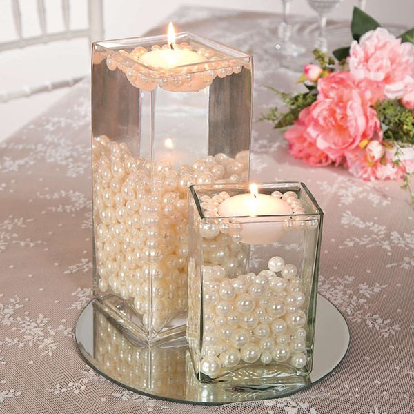Best ideas about DIY Wedding Centerpieces Without Flowers . Save or Pin For Modern Brides 25 Fabulous Wedding Centerpieces Now.