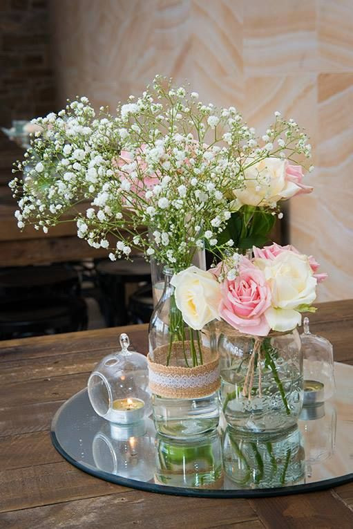 Best ideas about DIY Wedding Centerpieces Without Flowers . Save or Pin 25 best ideas about Inexpensive wedding centerpieces on Now.