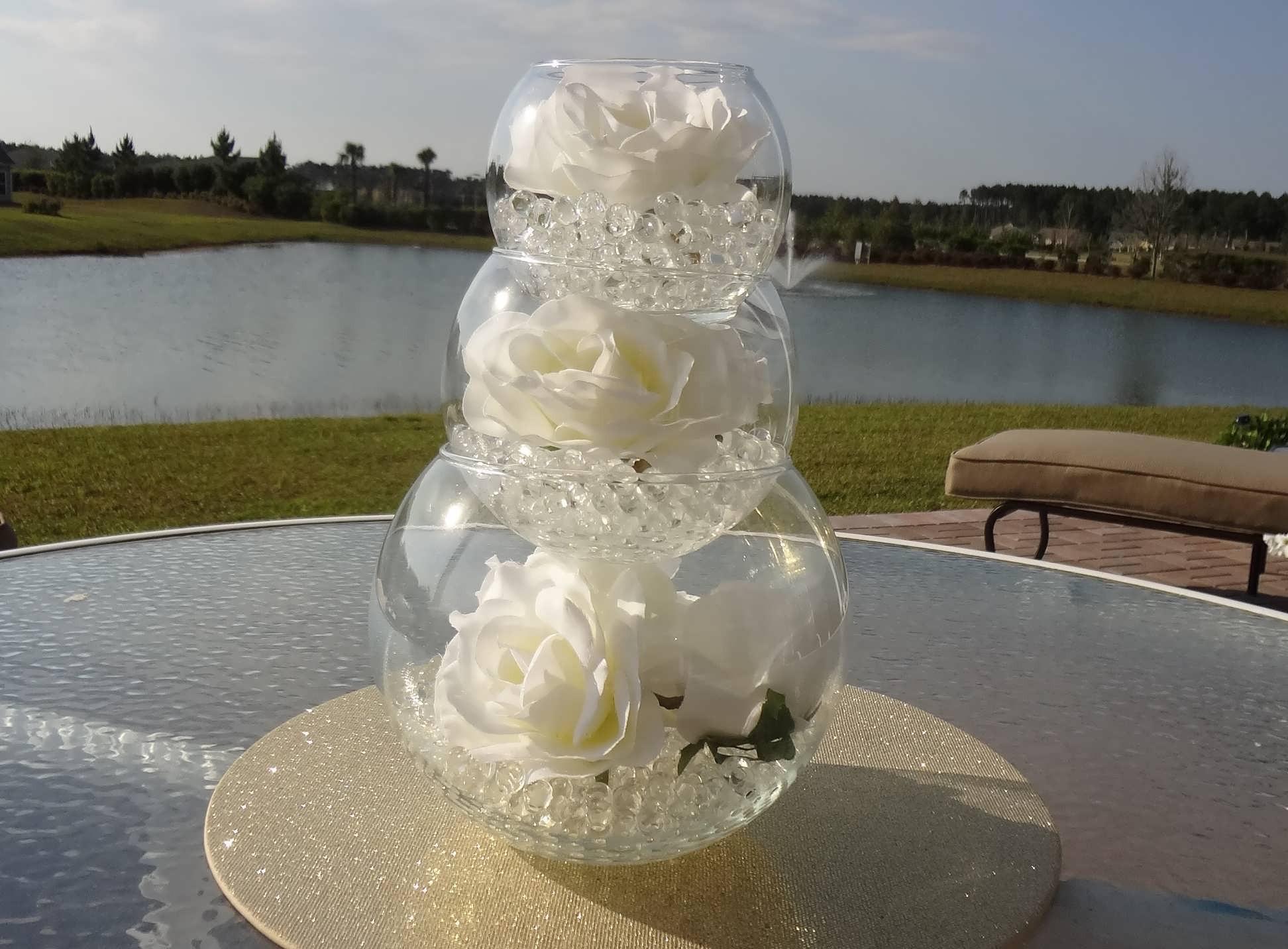 Best ideas about DIY Wedding Centerpieces Without Flowers . Save or Pin Best Ideas Centerpieces For Weddings Now.